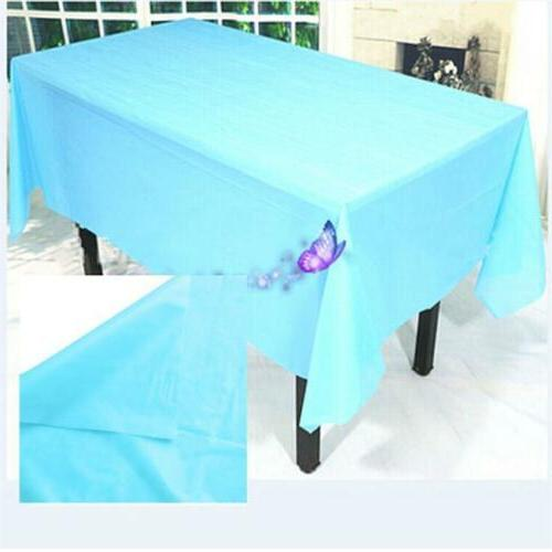 Resuable Tablecovers Table Cloth Parties Wedding Birthdays R