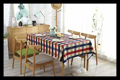 Tablecloth Thicker Table Linens For