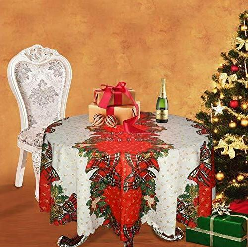 Tablecloth Desk Table Linens Sofa for Kitchen