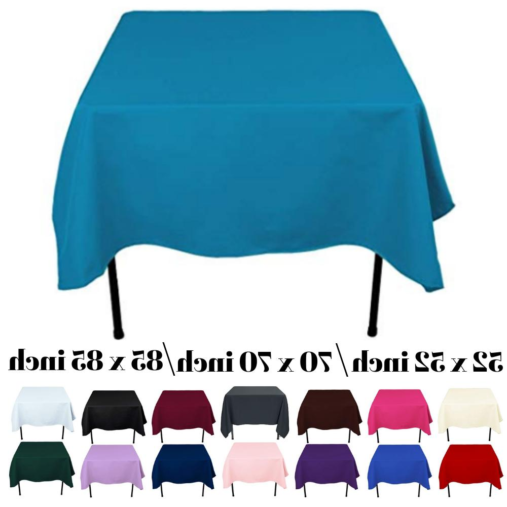 tablecloth table cloth square cover protector buffet