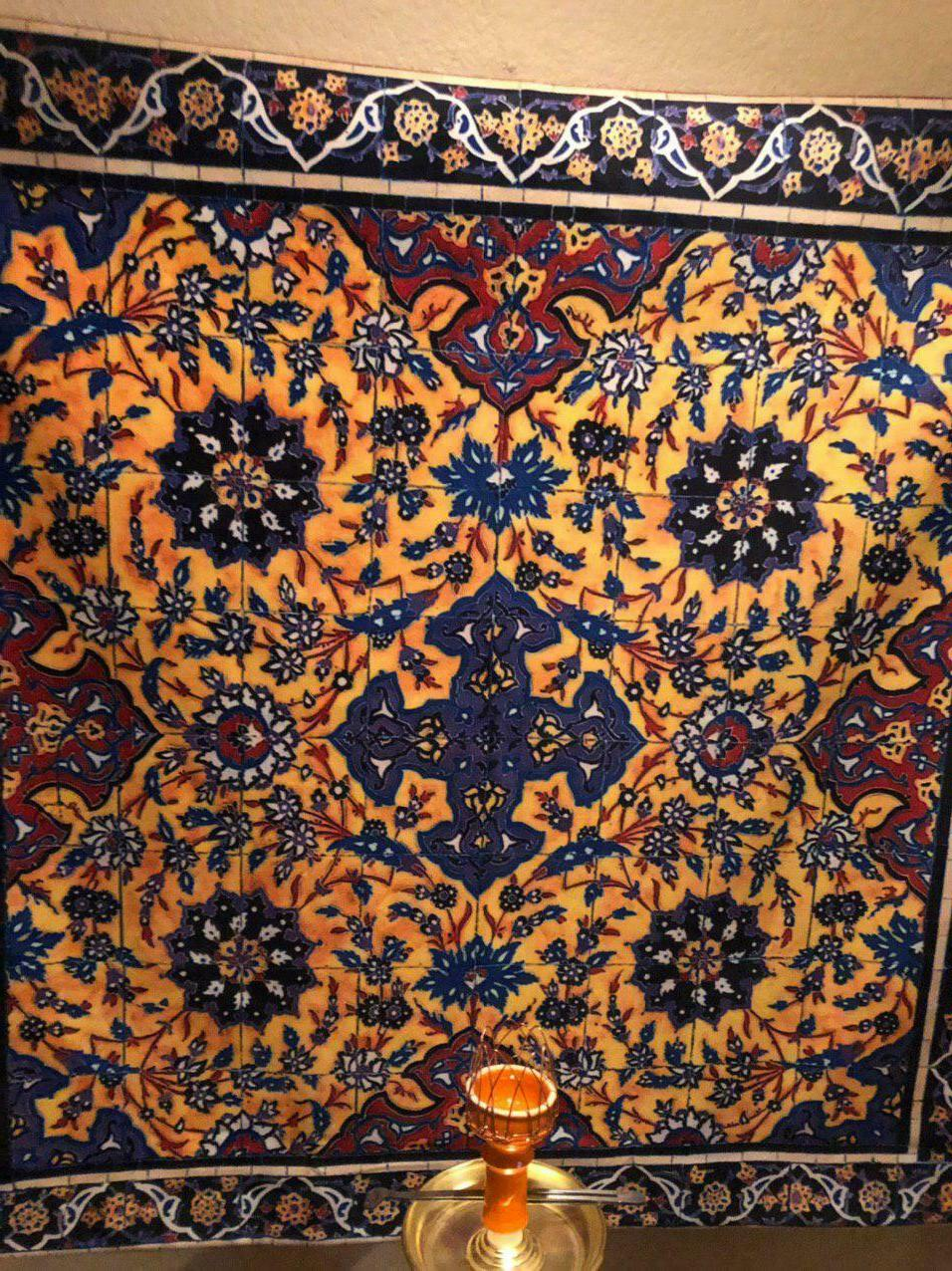 tapestry table cloth table wall made fix color royalt