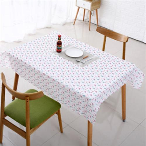 Trendy PVC Dining Tablecloth S