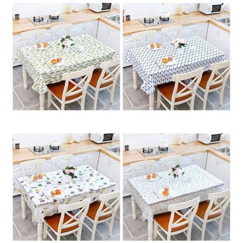 Trendy Table Cloth Dining Kitchen S