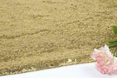 Table Sequin Overlay Tablecloth Party Decor