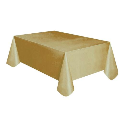 US Large Plastic Table Clean Party
