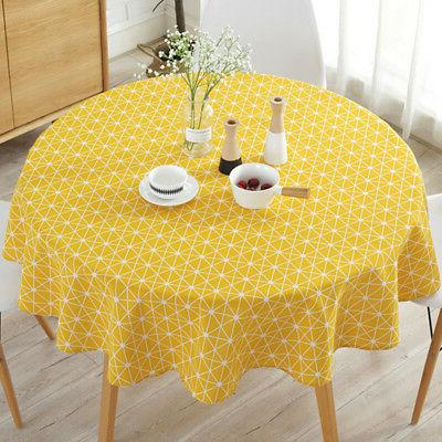 US Table Cloth Household Garden Dining