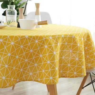 US Table Cloth Kitchen Holiday Colorful #