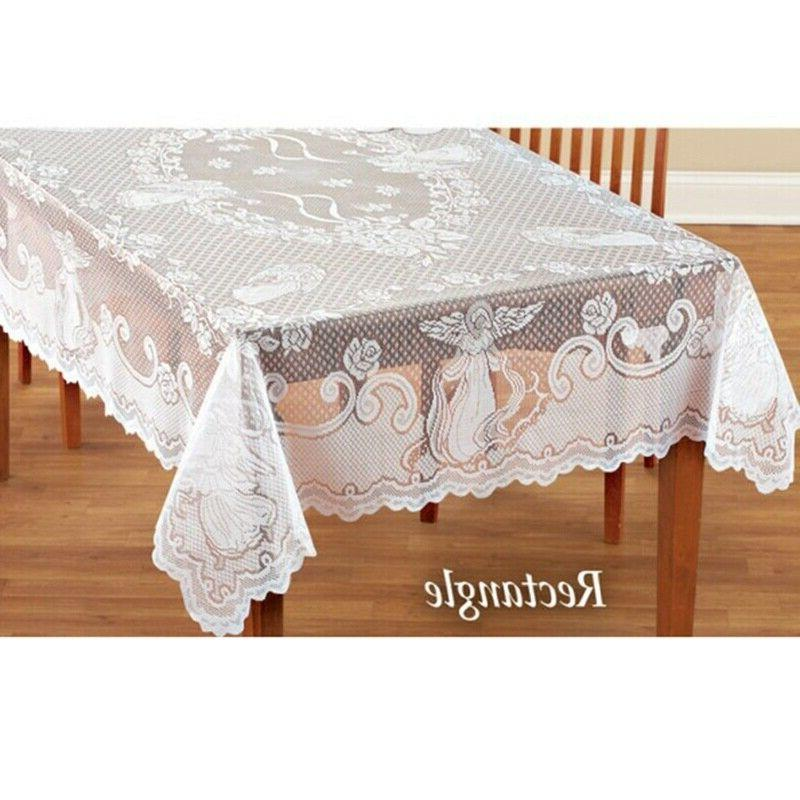 Vintage Angel Lace Cover Home