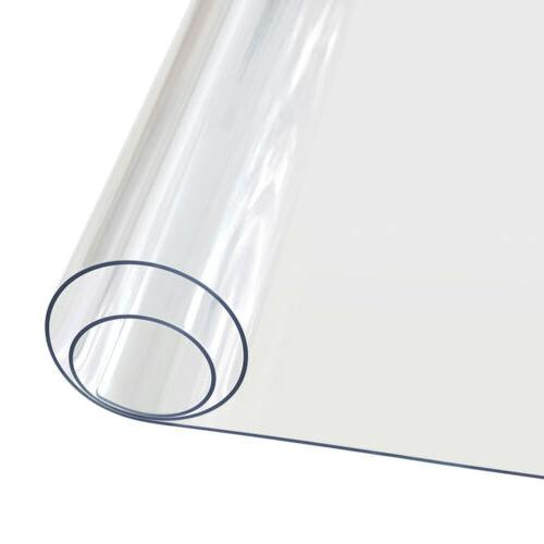 Waterproof Clear Tablecloth Protector Dining Table