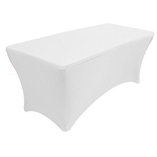 Wedding Table Rectangular Fitted Tablecloth