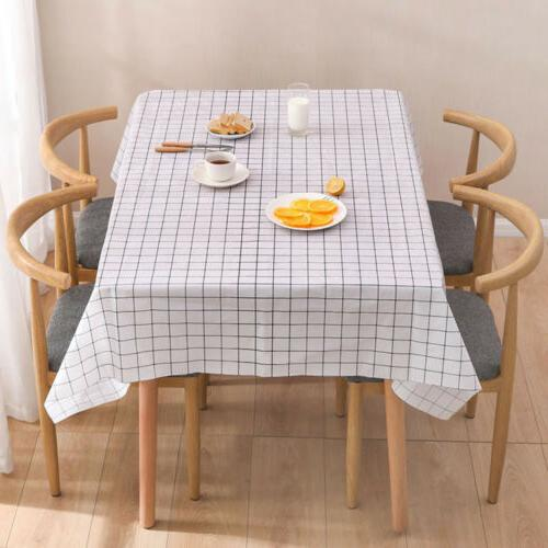 Wipe Clean Table Kitchen Dining Table