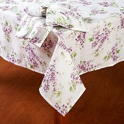 Beatrice Home Fashions Laura Ashley Keighley Lavender Floral