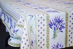 Le Cluny, Lavender Creme  French Provence 100 Percent COATED