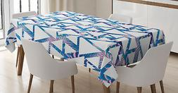 Leaf Tablecloth Ambesonne 3 Sizes Rectangular Table Cover Ho