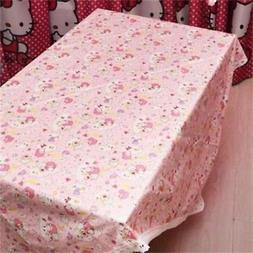 little twin stars cotton table cloth 64