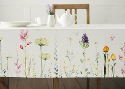Maison d' Hermine Botanical Fresh 100% Cotton Tablecloth 54