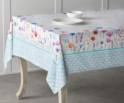 Maison D Hermine Flower In The Field 100% Cotton Tablecloth