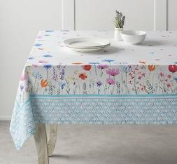 Maison d' Hermine Flower in the field 100% Cotton Tablecloth