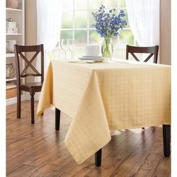 Better Homes and Gardens MicrofiberTable Cloth, Sahara