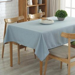 Modern Simple Waterproof Solid <font><b>Table</b></font> <fo