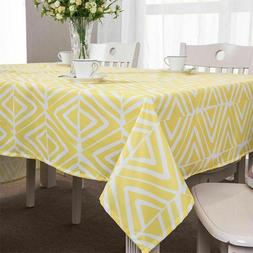 New ColorBird Bright Yellow & White Outdoor Waterproof Table