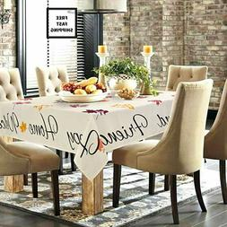 New Dining Harvest Fall Colorful Leaves & Thanksgiving In &