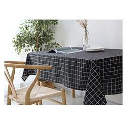 dream_home Northern Eurpean Rectangle Design Tablecloth - Me