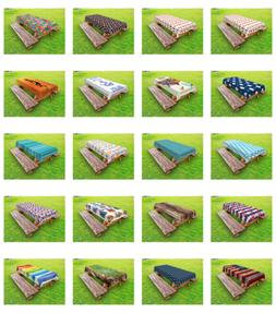 Outdoor Tablecloth Washable Rectangular Picnic Table Cloth b