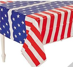 patriotic flag table covers tablecloths