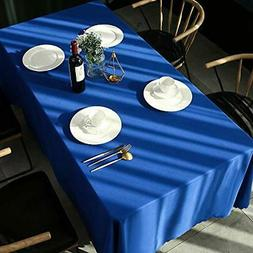 LINENLUX Polyester Tablecloth Rectangle