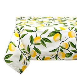 DII Rectangular Cotton Tablecloth for Summer BBQ, Catering E