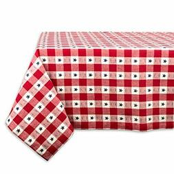 DII Rectangular Cotton Tablecloth for Independence Day, July