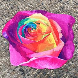 Rose Table Cloths - Wall Tapestry Rose - WX-89 147cm 3D Simu