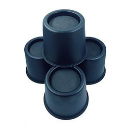 BTSD-home Round Circular Bed Risers Table Risers Furniture R