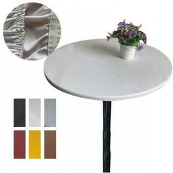round table cover cloth fit 44 48inch