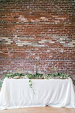 """SoarDream 50""""x80"""" Sequin Tablecloth White Shimmer Table Clot"""