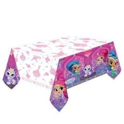 Shimmer and Shine Genies Princess Girls Party Tablecover Tab