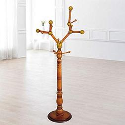 Laogg Standing Coat Stand Rich Tree Coat Rack twig Styling V