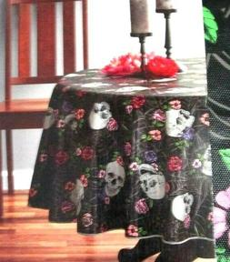 TABLE CLOTH.. ASSORTED SIZES..HALLOWEEN