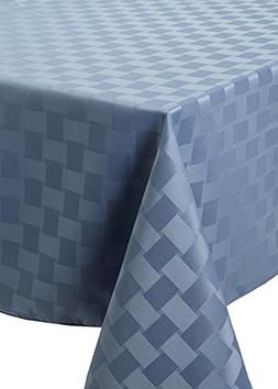 Tablecloth Reflections Oblong/Rectangle Spill Proof Microfib