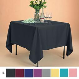 Remedios Tablecloth 70-inch Square Polyester Table Cover - W
