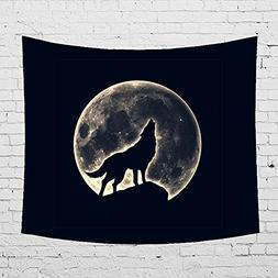 Rich Boxer Tapestry Beach Throw Tapestry Wall Hanging Dorm D