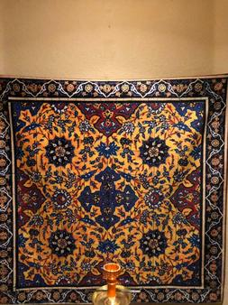 tapestry table cloth coffee table wall hang