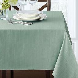 Benson Mills Textured Fabric Table Cloths