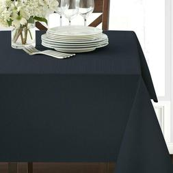 "Benson Mills Textured Fabric Tablecloth, 60"" x 120"" Rectangu"
