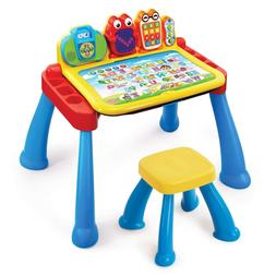 VTech Touch and Learn Activity Desk Deluxe  toys new