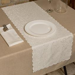 Turkish Tablecloth Polyester Table Linen, 12 sizes & 3 shape
