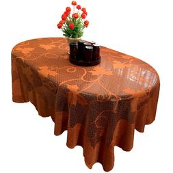 Vintage Lace Table Cloth Rectangle Tablecloth Autumn Fall Th