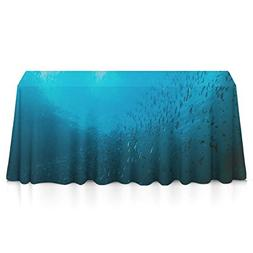 KYWYN  Water Resistance Dining Table Cloth for Kitchen/Home/