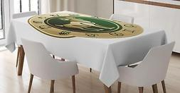 zodiac aries tablecloth 3 sizes rectangular table